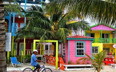 colorful-cayecaulker-belize